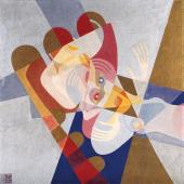Marianne (My) Ullmann, Bescheiden, 1925, Universität für angewandte Kunst Wien, Kunstsammlung und Archiv © Nachlass Marianne (My) Ullmann