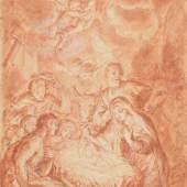 Giovanni Maria Morandi; Anbetung der Hirten; Wallraf-Richartz-Museum & Fondation Corboud, Graphische Sammlung (Z 02073, Köln)     Giovanni Maria Morandi; Anbetung der Hirten; Wallraf-Richartz-Museum & Fondation Corboud, Graphische Sammlung (Z 02073, Köln)
