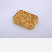 A. Aardewerk Dutch Silver and Antique Jewels Jean Saint The Van Eys Snuffbox