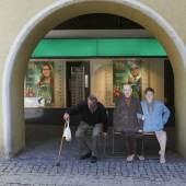 2011 zeigte Lederer in Bludenz Kunst im öffentlichen Raum.
