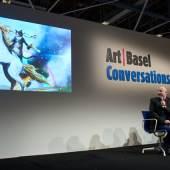 ABMB15 Art Basel in Miami Beach 2015 Conversations Premiere