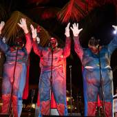 ABMB15 Art Basel in Miami Beach 2015 Event Opening Public Nig