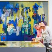 Roberto Burle Marx  Bergamin & Gomide  © Art Basel