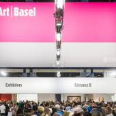 Art Basel end of show report 2016