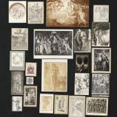 Aby Warburg, Bilderatlas Mnemosyne, Tafel 39 (wiederhergestellt) Foto: Wootton / fluid; Courtesy The Warburg Institute, London