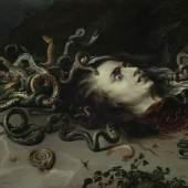 © Peter Paul Rubens, Haupt der Medusa, um 1617-1618 KHM Museumsverband