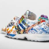 Sotheby's to Auction A Singular, One-of-a-Kind Sneaker by adidas and Meissen: THE ZX8000 PORCELAIN