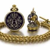 Adolf Schneider - Gold presentation watch, circa 1885, Sotheby's Geneva 11 November 2019