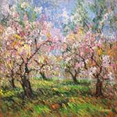 AENY18-Cherry Blossom, Central Park by Samir Sammoun