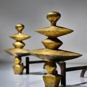 Alberto Giacometti, Pair of Andirons