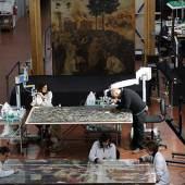 Alchemy at the Opificio delle Pietre Dure, Florence. Photo Opificio delle Pietre Dure
