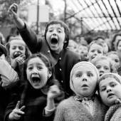 Alfred Eisenstaedt (1898 - 1995) Children at Puppet Theater, 1963 Courtesy of Contessa Gallery, Cleveland ©Time Inc. All Rights Reserved.