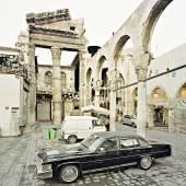 Alfred Seiland Jupitertempel, Damaskus, Syrien, 2011 C-Print Albertina, Wien © Alfred Seiland
