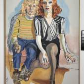 Jackie Curtis and Rita Red, 1970. Alice Neel (American, 1900-1984). Öl auf Leinwand; gerahmt: 154,3 x 108,9 cm; ungerahmt: 152,4 x 106,4 cm The Cleveland Museum of Art, leonard C. Hanna, Jr. Fund 2009.345 © The Estate of Alice Neel