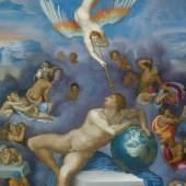 Alessandro Allori, nach Michelangelo, Der Traum (Ausschnitt), um 1578, Florenz, Galleria degli Uffizi © S.S.P.S.A.E. e per il Polo Museale della città di Firenze ‒ Gabinetto Fotografico
