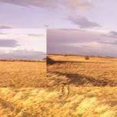 Almut Linde Dirty Minimal #52.2 — Landschaft / Feuerpause
