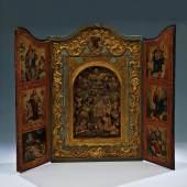 Altar, Süddeutsch, Mitte 18. Jh., 7.000 – 9.000 € (7066-24)