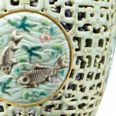 Sotheby's Hong Kong to Offer The Yamanaka Reticulated Vase