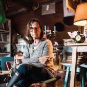 Ana Jotta (*1949) in ihrem Atelier Foto: Ricardo Campos