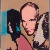 Andy Warhol Taigan et Wedma avec leur maître , 1973  Siebdruck, Acryl auf Leinwand  © 2012 The Andy Warhol Foundation for the Visual Arts, Inc. / Artists Rights Society (ARS), New York