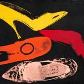 Andy Warhol, 1980, Rufpreis € 50.000