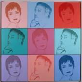Andy Warhol, Portraits, 1980