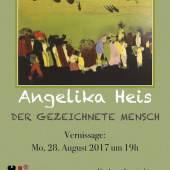 Plakat: Angelika Heis
