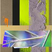 Anselm Reyly (1970)  Untitled | 87 x 73 cm Taxe: 28.500 - 33.000 €