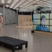 Ausstellungsansicht, Provisorische Studien (Arbeitstitel), Foto: Universalmuseum Joanneum/N. Lackner