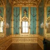 Winterpalais  Das Goldkabinett  Foto: Oskar Schmidt, © Belvedere, Wien