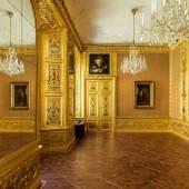 Winterpalais  Der Gelbe Salon  Foto: Oskar Schmidt, © Belvedere, Wien