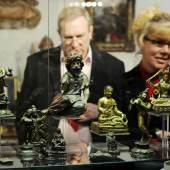 Ein Thema auf den Kunst- und Antiquitäten-Tagen in Münster ist wieder die außereuropäische Kunst. Foto: Peter Grewer