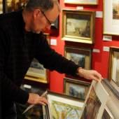 Die Kunst- und Antiquitäten-Tage bieten vom 10. bis 13. März Kunstfreunden und Sammlern wieder eine große Auswahl an Gemälden und Grafiken. Foto: Peter Grewer
