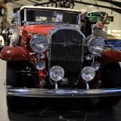 Baujahr 1928 ist dieser Buick, der ebenfalls auf der Sonderschau der Kunst- und Antiquitäten-Tage in Münster ausgestellt wird.