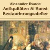Unternehmenslogo Alexander Kwade, Antiquitäten & Kunst, Restaurierungsatelier
