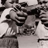 Satchin and his brother Mabo, 1963 © Nobuyoshi Araki, courtesy Fotosammlung OstLicht
