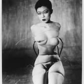 NOBUYOSHI ARAKI Kinbaku [Bondage] Japan, 1993 Gelatin silver print, printed later 39,5 x 31,6 cm Verso: signed in pencil © Nobuyoshi Araki / WestLicht, Vienna