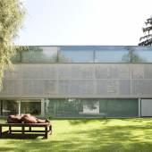 Architekten: © Herzog & de Meuron, Basel, Courtesy Sammlung Goetz, München, Foto: Wilfried Petzi, München