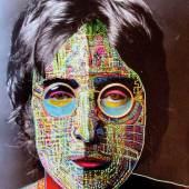 Ariel Shallit, John Lennon, courtesy Galerie Kunst am Gendarmenmarkt