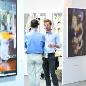 """Messe Dornbirn, Messe """"Art Bodensee"""" 2017 Die Art Bodensee hat sich als Handelsplattform und als Entdeckermesse für moderne und zeitgenössische Kunst etabliert."""