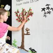 Kunst.kids auf der 18. Art Bodensee (c) Udo Mittelberger