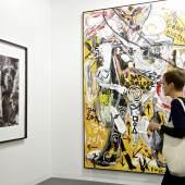 Galerie Krinzinger Art Basel in Basel 2014 | Galleries | Galerie Krinzinger | Vienna MCH Messe Schweiz (Basel) AG
