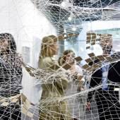 Esther Schipper Art Basel in Basel 2014 | Galleries | Esther Schipper | Berlin MCH Messe Schweiz (Basel) AG