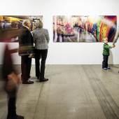 Rund 70 Galerien und Institutionen aus sieben Ländern sind auf der 15. Art Bodensee vertreten. (Copyright: Christian Schramm)