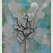 Moderne und zeitgenössische Kunst – wie dieses Werk von John M Armleder – steht im Fokus der Salonmesse. (Copyright: John M Armleder)