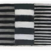 Die Sonderschau der Art Bodensee zeigt Werke aus der Sammlung Otten. Textiles und Gemaltes wird dialogisch gehängt. (Copyright: Otten Kunstraum)