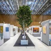 ((Bild ARTe Wiesbaden 2019 Hyp Yerlikaya, Bildnachweis: Hyp Yerlikaya)): Zeitgenössische Kunst, lustvoll präsentiert im Erlebnisformat: Das Debüt der ARTe Wiesbaden war ein großer Erfolg, der sich im September 2020 wiederholen soll.