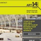 Unternehmenslogo Art Fairs London Ltd