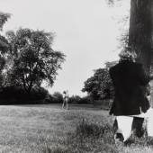 Arthur Evans David Hemmings in Blow-Up (Regie: Michelangelo Antonioni), 1966  Arthur Evans: David Hemmings in Blow-Up (Regie: Michelangelo Antonioni), 1966 Film still Courtesy Philippe Garner   © Neue Visionen Filmverleih GmbH/Turner Entertainment Co. - A Warner Bros Entertainment Company. All rights reserved.