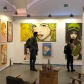 Street Art, Fotografie oder digitale Kunst gibt es auf der ARTMUC zu sehen. Foto: www.blank-passau.de